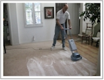 Dry Foam Carpet Cleaning Training & Support